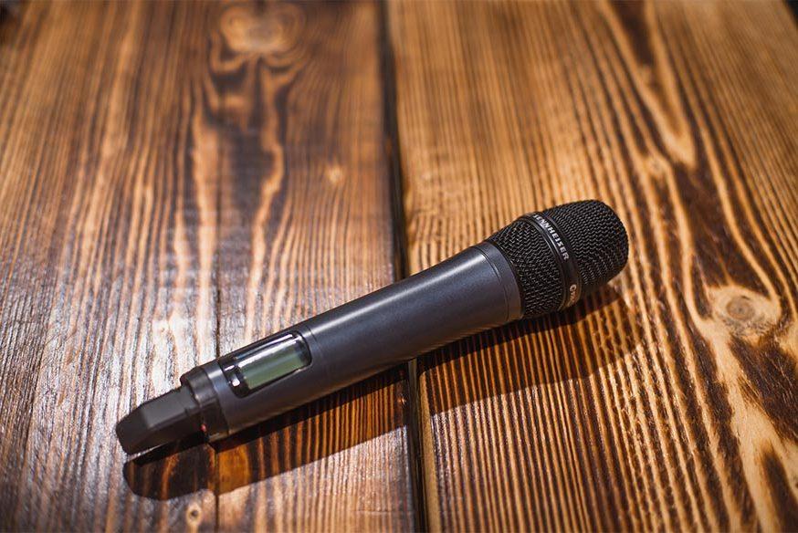 cropped feierfox mikrofon funk