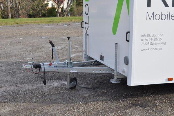 feierfox klobox 460 toilettenwagen boeblingen mieten