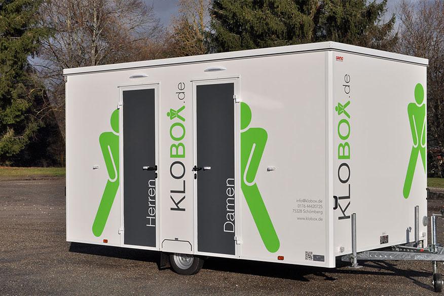 feierfox klobox 460 toilettenwagen calw