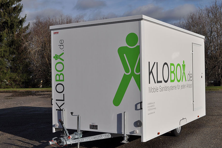 feierfox klobox 460 toilettenwagen nagold mieten
