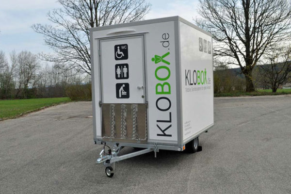 feierfox klobox 460 toilettenwagen pforzheim