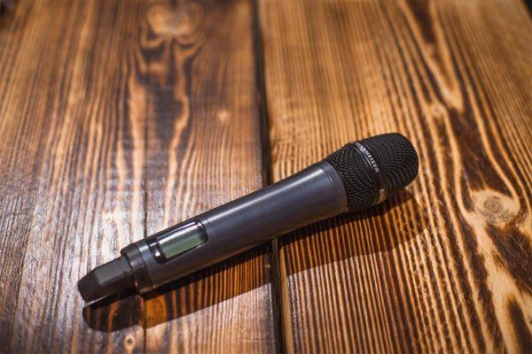 feierfox mikrofon funk