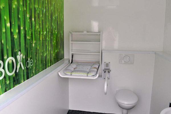feierfox mobile toilette