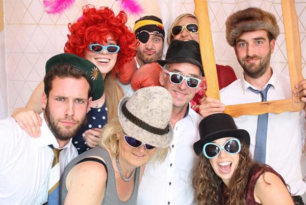 selfiefox fotobox familie fotodruck flatrate
